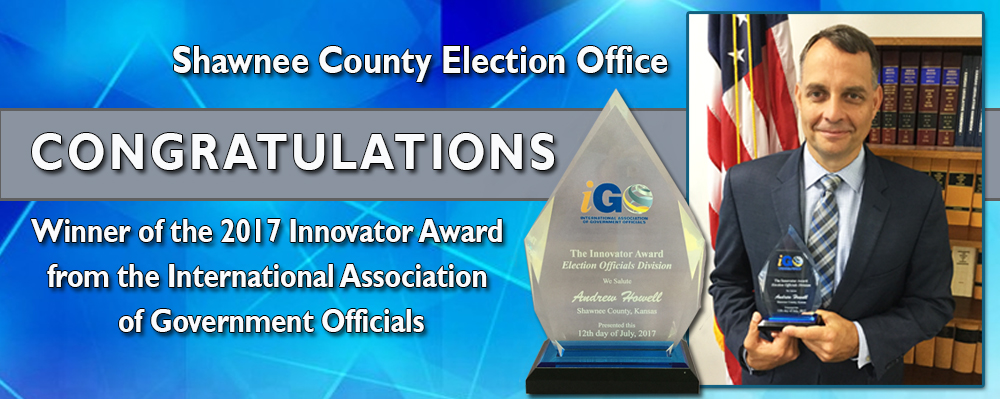 The Elections Office Award